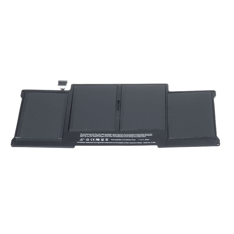 Batteri til APPLE MACBOOK AIR 5.2 13.3 2012 MD232LLA (kompatibelt)