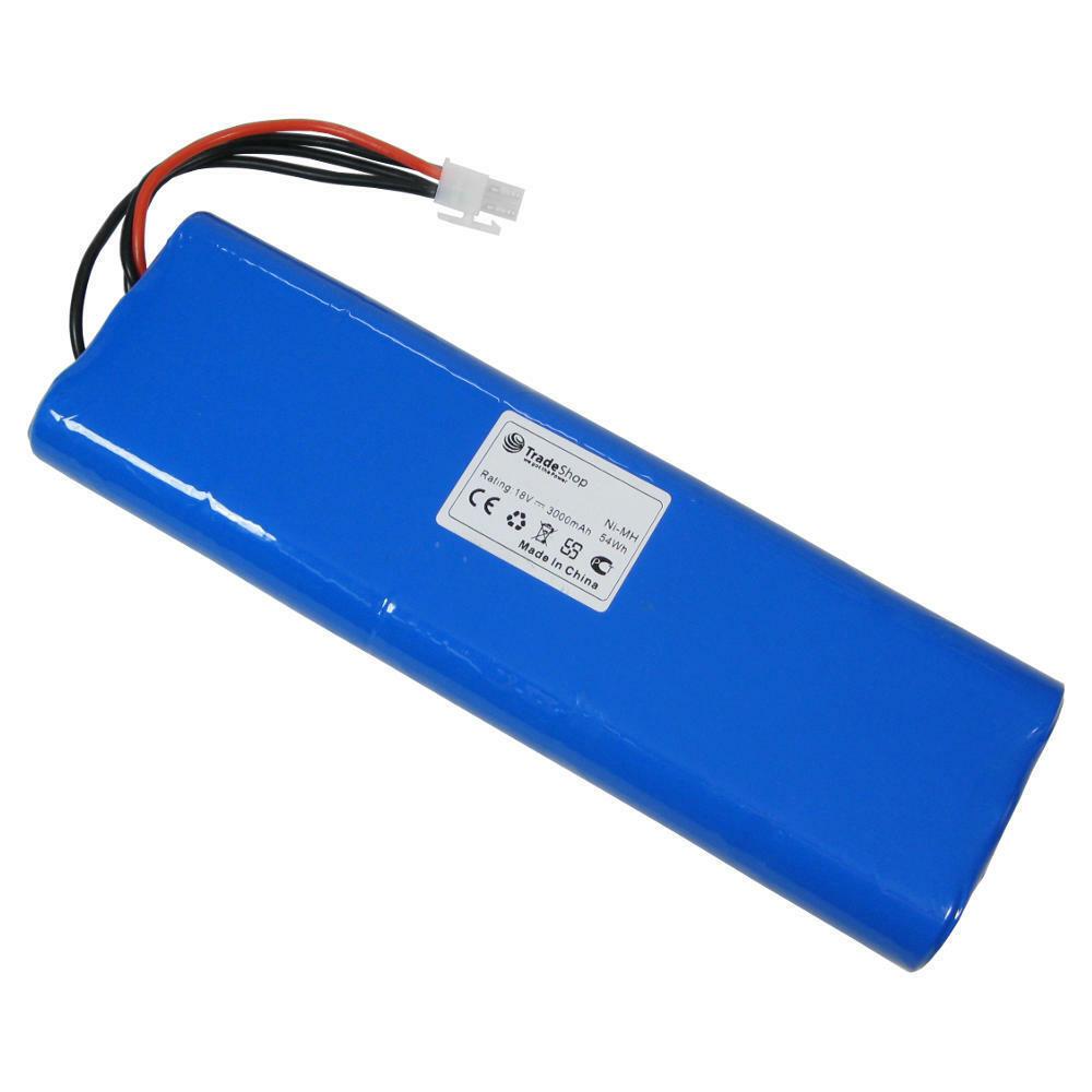 Batteri til 18V Husqvarna Automower 230ACX 260ACX 210C 220AC 210AC (kompatibelt)