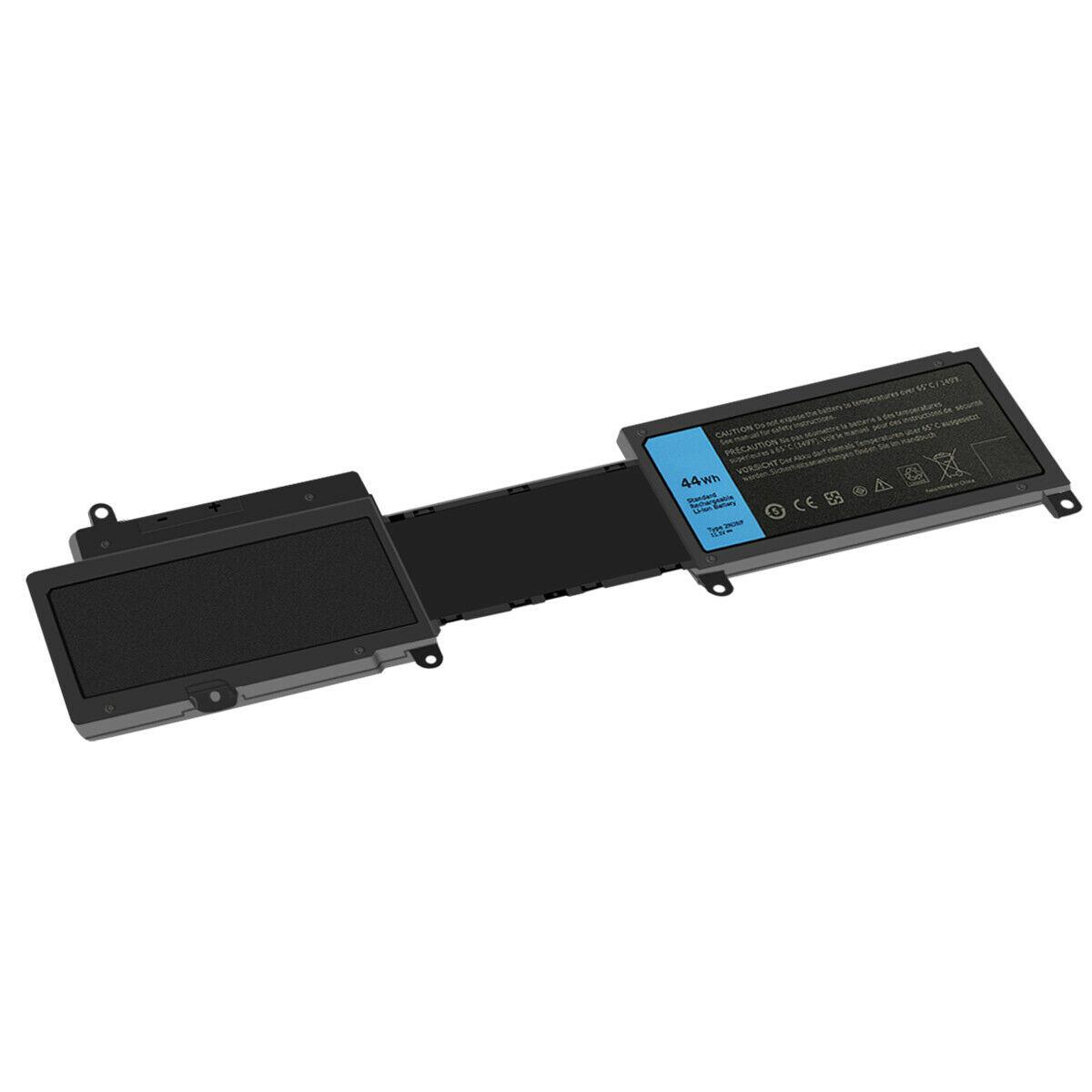 Batteri til Dell 0911MD 0TPMCF 2NJNF 8JVDG 911MD (kompatibelt)