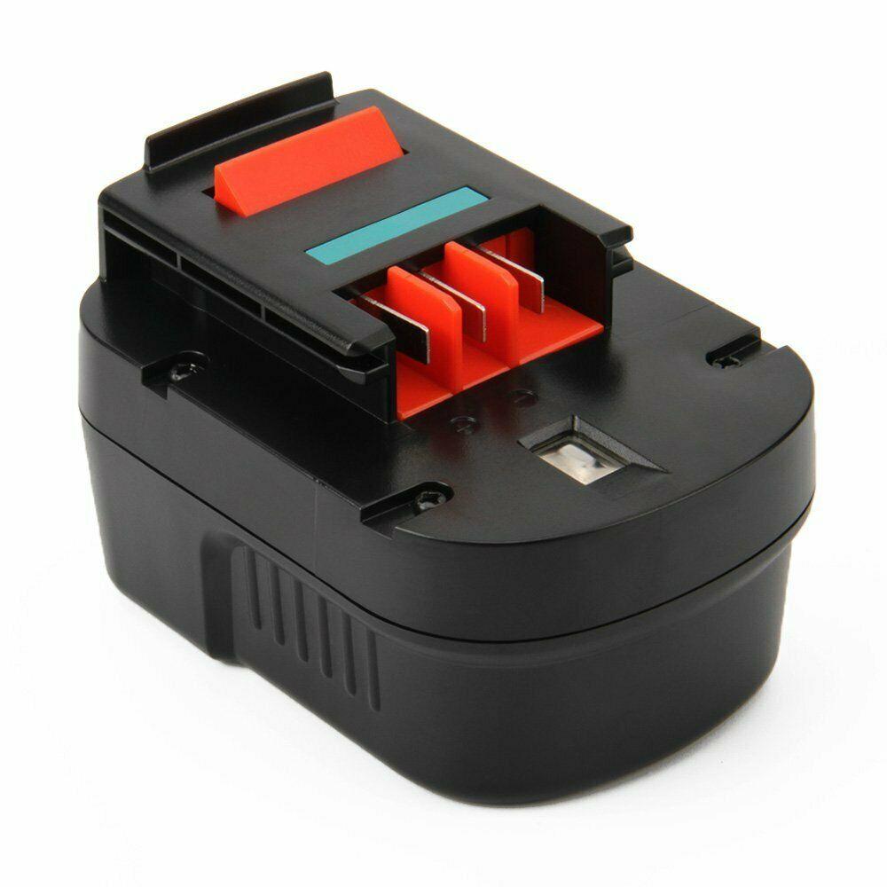 3.0AH 12V Ni-MH Black & Decker A12 A12EX A12XJ A12-XJ HPB12 A1712 FSB12 kompatibelt batteri