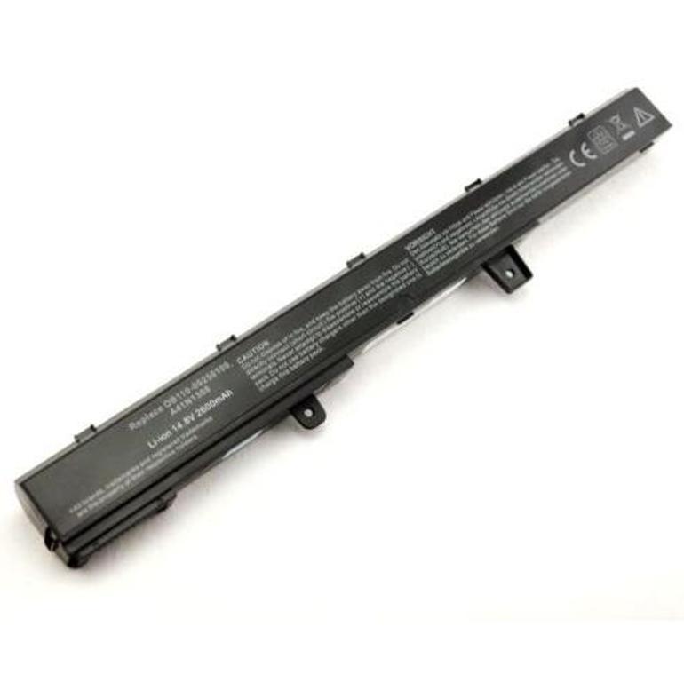 Batteri til Asus R512CA-SX134H R512M R512MA R512MA-SX242HS R551 (kompatibelt)