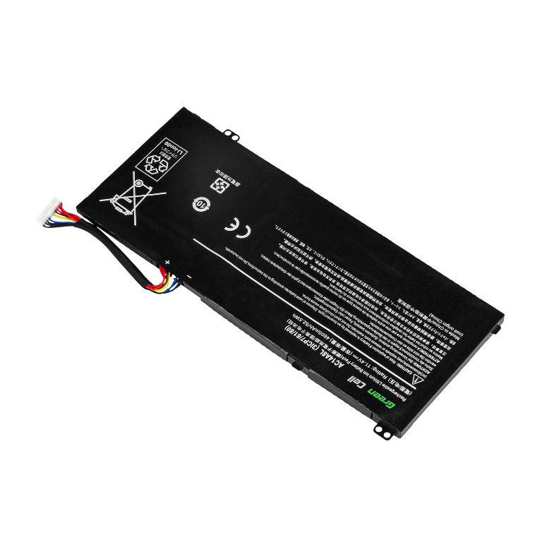 Batteri til Acer Aspire V15 Nitro VN7-592G-7350 VN7-592G-76W7 VN7-592G-76XN (kompatibelt)