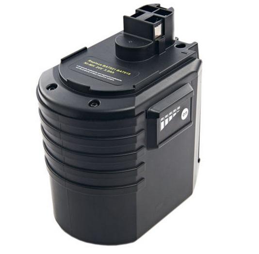 24V 3.0AH Ni-MH Bosch GBH24VFR GBH24VRE GBH24VSR BAT019 BAT020 BAT021 kompatibelt batteri