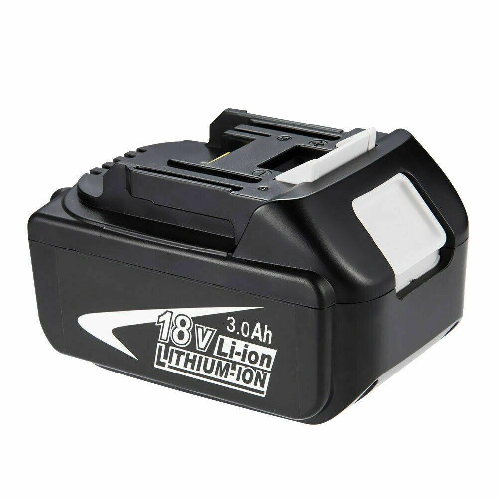 Batteri til Makita DDF482RFEB DDF482RM3J DDF482Z (3 Ah)(kompatibelt)