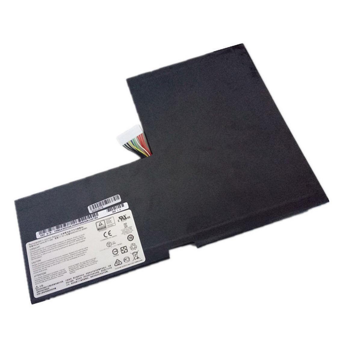 Batteri til BTY-M6F MSI GS60 MS-16H2 2PL 6QE 2QE 6QC 6QC-257XCN (kompatibelt)