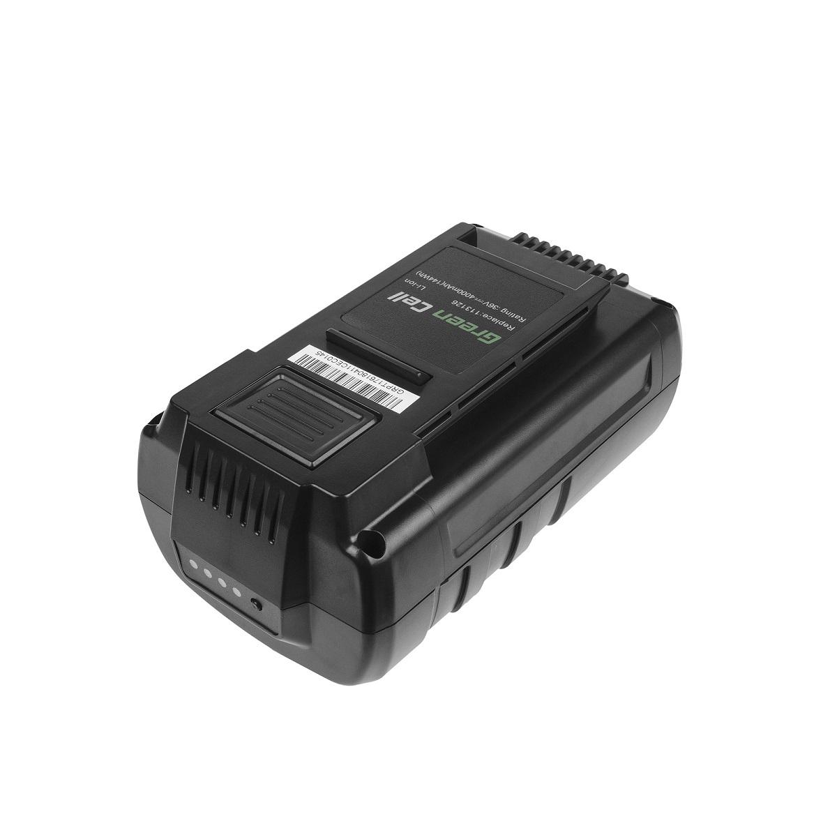 Batteri til AL-KO EnergyFlex (113280) 4000mah 36V (kompatibelt)