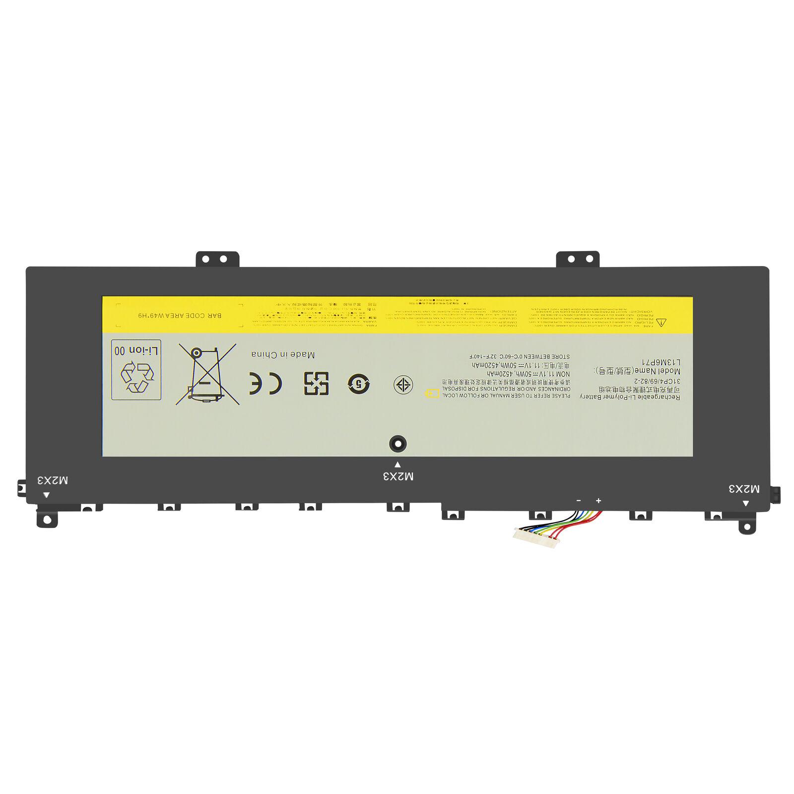 Batteri til 11.1V L13M6P71 121500229 L13S6P71 121500234 Lenovo IdeaPad Yoga 2 13 (kompatibelt)