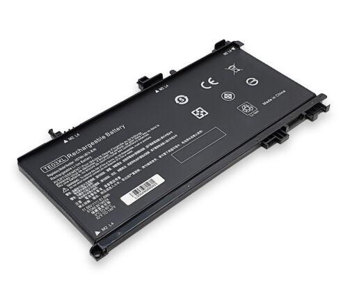 Batteri til TE03XL HP WASD 15-AX015TX Omen 15-ax000 849910-850 HSTNN-UB7A TPN-Q173 (kompatibelt)