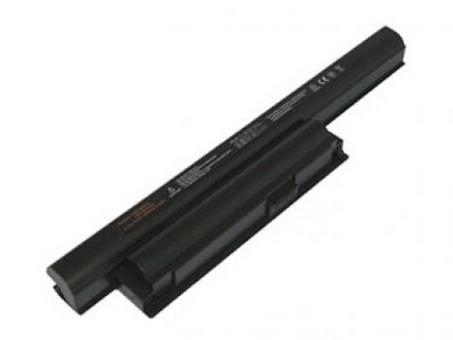 Batteri til Sony Vaio VPCEC2FFX VPCEC2HFX VPCEC2JGX/BI VPCEC4AFX/BJ VPCEE22FX/T(kompatibelt)
